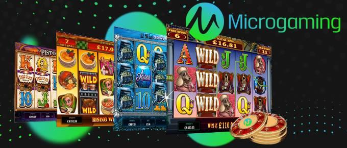 Keterangan Tentang Situs Judi Slot Microgaming