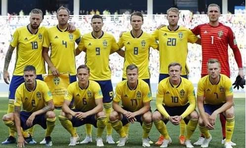 Skuad Swedia Euro 2020